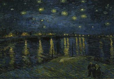 Notte stellata sul Rodano