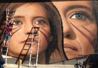 La street art per il sociale