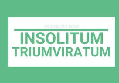 Elezioni, video intervista ai candidati del INSOLITUM TRIUMVIRATUM