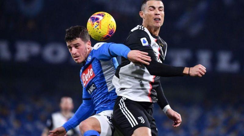 Civil war. Agorà del calcio: Napoli-Juventus
