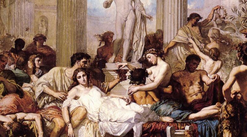 I Saturnalia, il natale degli antichi romani