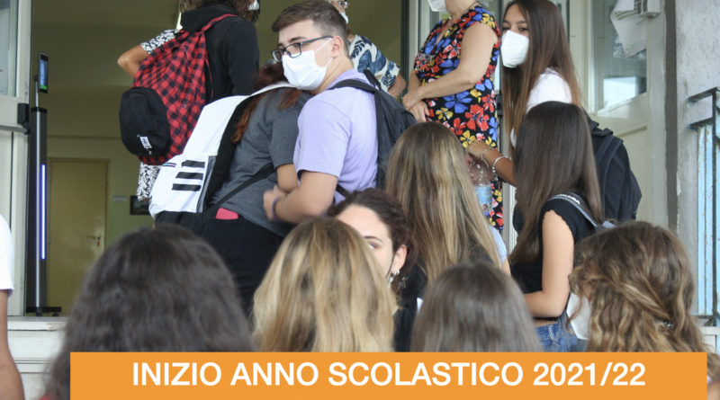 INIZIO ANNO SCOLASTICO 2021/22 – INTERVISTA ALLA DS DANIELA PAPARELLA
